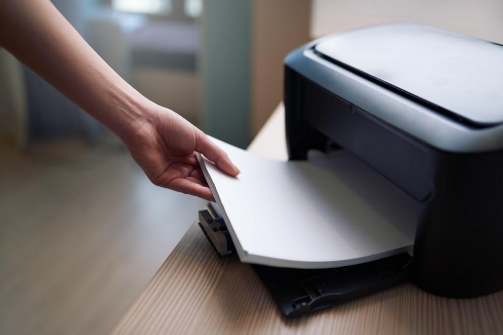 drukowanie w firmach
